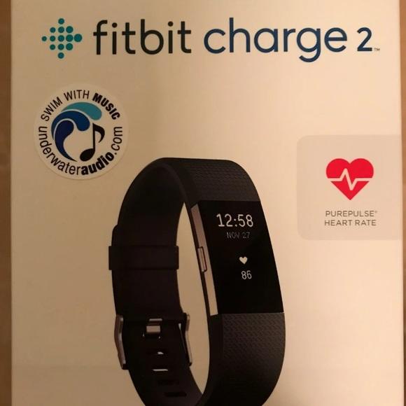 Fitbit Charge 2 (Waterproof)